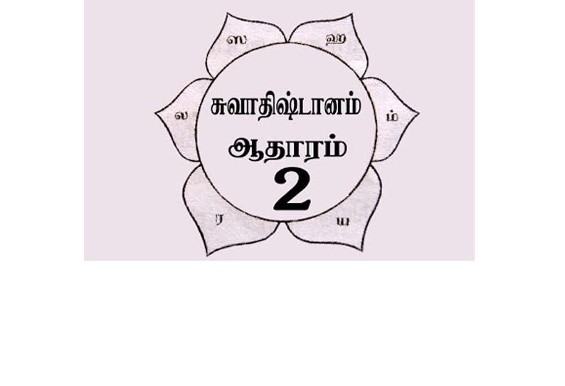 ஆறு ஆதார சக்கரம் – சுவாதிஷ்டானம்