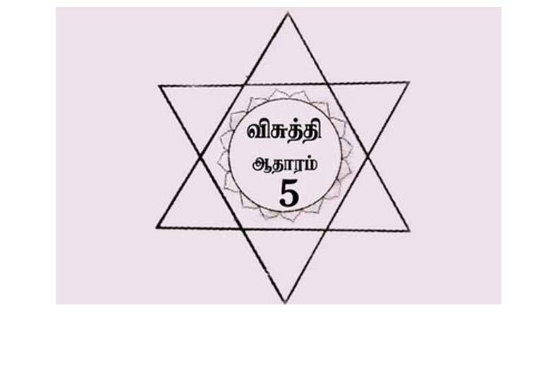 ஆறு ஆதார சக்கரம் – விசுத்தி