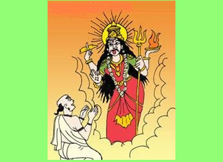தெனாலிராமன் – காளியின் அருள் கதை