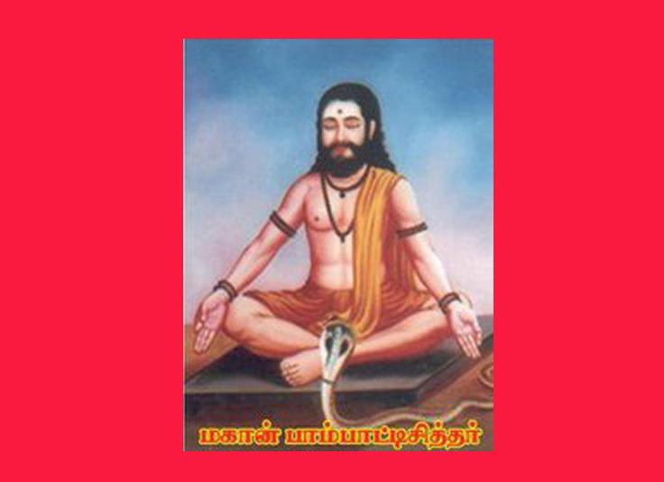 பாம்பாட்டி சித்தர் வரலாறு பாகம் 1